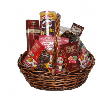 The snack basket
